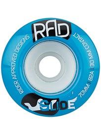 RAD Glide Longboard Wheel 70mm