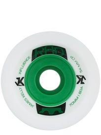 RAD James Kelly Influence Longboard Wheel 70mm
