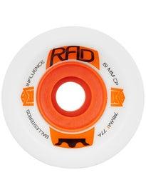 RAD Max Ballestros Influence Longboard Wheel 74mm