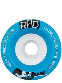RAD Release Longboard Wheel 72mm