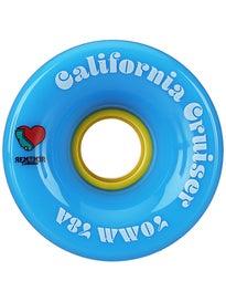 Remember California Cruiser 70mm Wheels