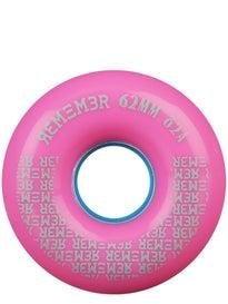 Remember Peewee 82a Pink Slide Wheels