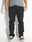 RVCA Dayshift II Pants Pirate Black