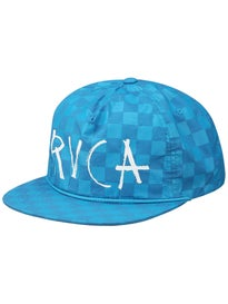 RVCA Two Tone Hex Snapback Hat