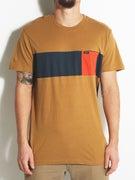 RVCA Three O Clock Crew Knit Shirt