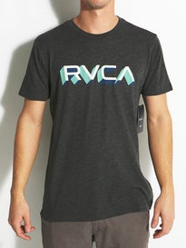 RVCA Third Dimension Vintage Dye T-Shirt
