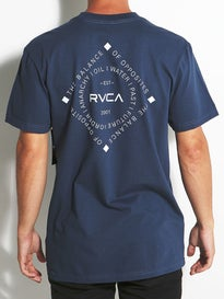 RVCA Four Corners T-Shirt