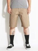 RVCA Americana Chino Shorts  Dark Khaki