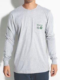 RVCA ANP L/S Pocket T-Shirt