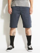 RVCA Americana Chino Shorts  Midnight