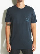 RVCA ANP Pocket Vintage Wash T-Shirt