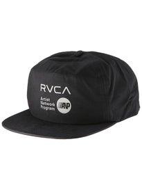 RVCA ANP Snapback Hat