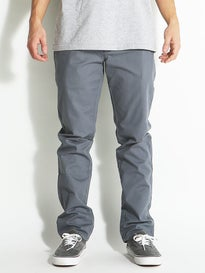 RVCA All Time Chino Pants Stormy Blue