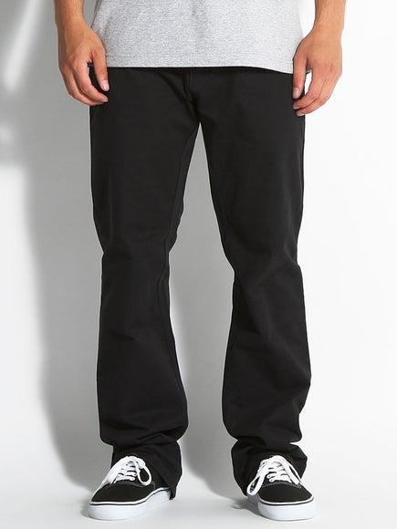RVCA All Time Chino Pants  Black