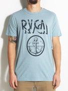 RVCA Anchor Vintage Dye T-Shirt