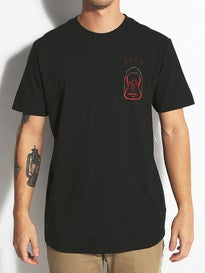 RVCA Barry Big Head T-Shirt