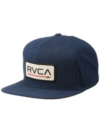 RVCA Big Block Snapback Hat