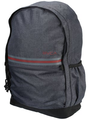 RVCA Barlow Backpack Dark Charcoal
