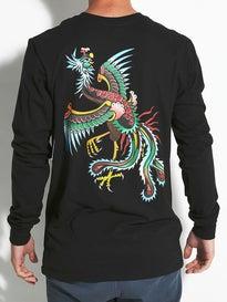 RVCA Bert Phoenix L/S T-Shirt