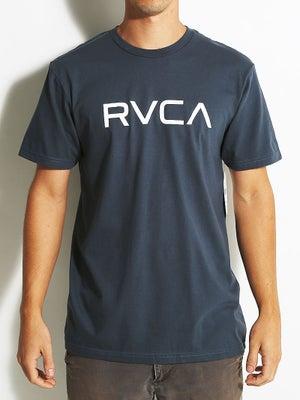 RVCA Big RVCA Tee Midnight XXL