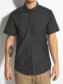 RVCA Curren Stripe S/S Woven Shirt