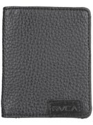 RVCA Commodore Leather Wallet