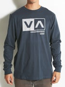 RVCA Cut Out Box Longsleeve T-Shirt