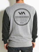 RVCA Circle Type Crew Sweatshirt