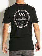 RVCA Circle Type Vintage Wash T-Shirt