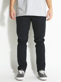 RVCA Dagger Twill Pants Carbon