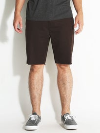RVCA Dayshift 2 Shorts Dark Chocolate