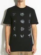RVCA Desilusion Vintage Wash T-Shirt