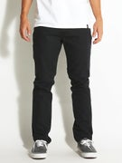 RVCA Daggers PVSH Fresh Denim Jeans Black
