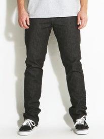 RVCA Daggers Denim Jeans  Heritage Black