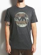 RVCA Deadmans Bay Vintage Dye T-Shirt