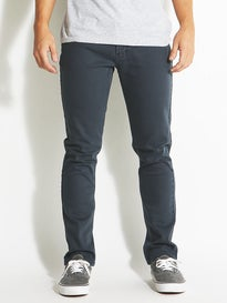 RVCA Daggers Pigment Denim Jeans  Midnight