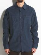 RVCA Daily Driver L/S Twill Woven Shirt