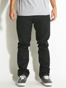RVCA Dayshift Pants Black