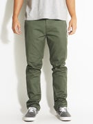 RVCA Dayshift Pants Dark Olive
