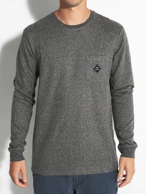 RVCA Double Time L/S Knit Shirt