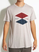 RVCA Double Up Vintage Dye T-Shirt