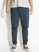 RVCA Easy-As Sweat Pants  Midnight