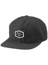 RVCA Frame Six Panel Hat