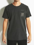 RVCA Flag Bolt Pocket T-Shirt