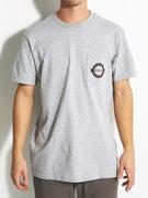 RVCA Flag Circle T-Shirt
