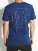 RVCA Five Finger Fillet Vintage Pocket T-Shirt