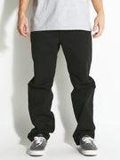 RVCA Greyson Americana Chino Pants Black