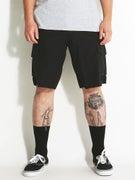 RVCA Greyson Cargo Shorts Black