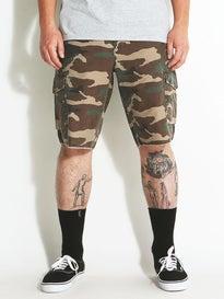 RVCA Greyson Cargo Shorts Camo