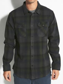 RVCA Highland II L/S Flannel Shirt